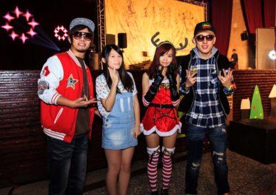 2013 逢甲大學 DJ五系聖誕派對
